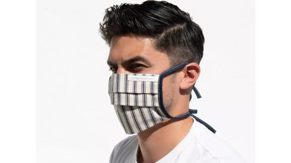 5 Pack Pleated Cotton Face Mask