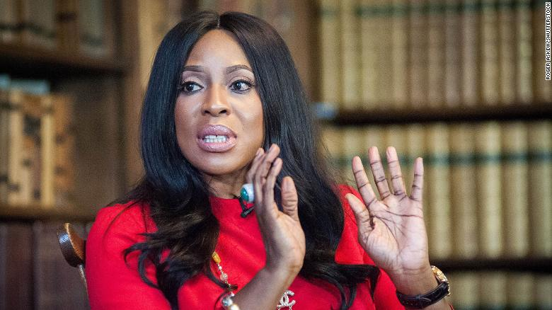 Mo Abudu, a leading Nigerian TV and film producer, will help Netflix create features from western Africa