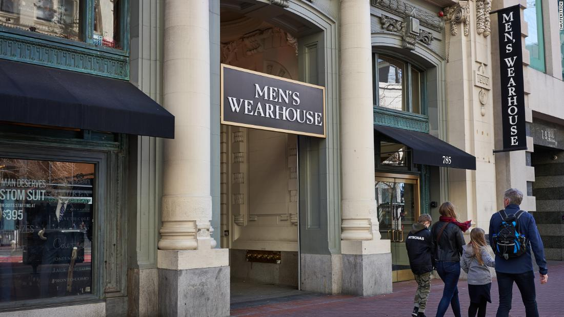 This could be the next major retailer facing bankruptcy