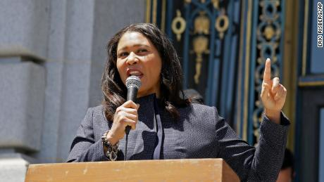 San Francisco Mayor London Breed announces new police reforms