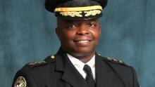 Interim Atlanta Police Chief Rodney Bryant