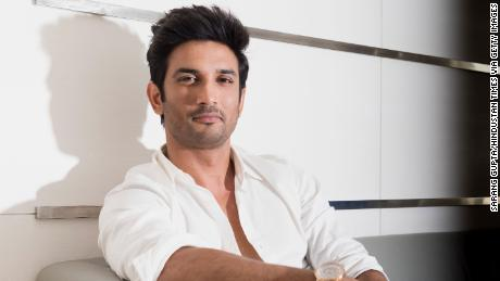Bollywood actor Sushant Singh Rajput during an interview on May 25, 2018, in New Delhi, India.