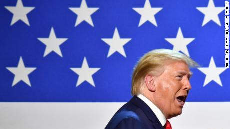 Trump's showmanship is now backfiring on him