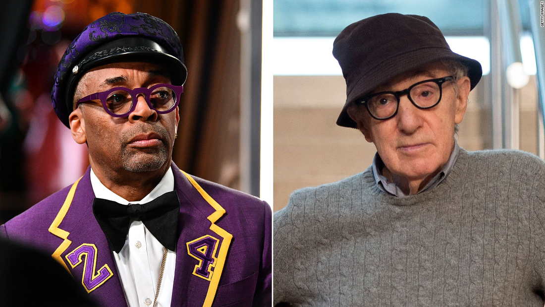 Spike Lee apologizes after appearing to defend Woody Allen thumbnail
