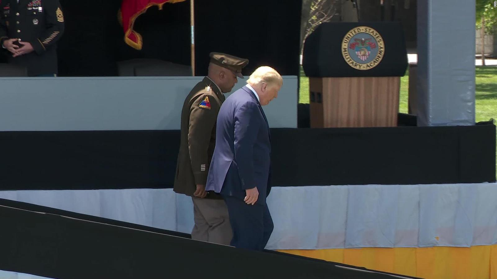 Why the Donald Trump-West Point ramp story actually matters - CNNPolitics