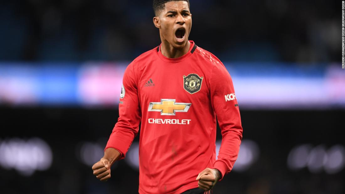 Marcus Rashford, the 22-year-old who caused the government to change policy