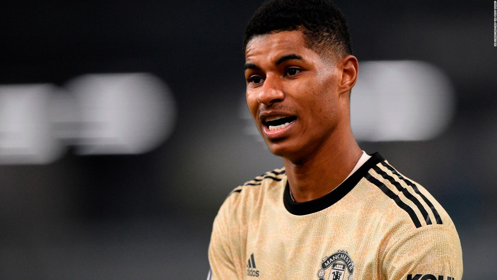 Marcus Rashford Calls On Uk Lawmakers To Find Humanity And Combat Child Hunger Cnn