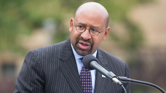 Michael Nutter, the former mayor of Philadelphia, said he struggled for years to convince a grocery store to come to a predominantly black area in the city.
