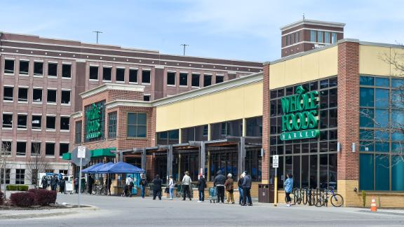 In 2013, Whole Foods opened in Detroit. For years, Detroit did not have a major supermarket chain in the city.