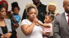 Rayshard Brooks' widow: 'Do they feel sorry for what they took away?'