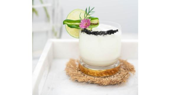 Coconut Jalapeño Cooler