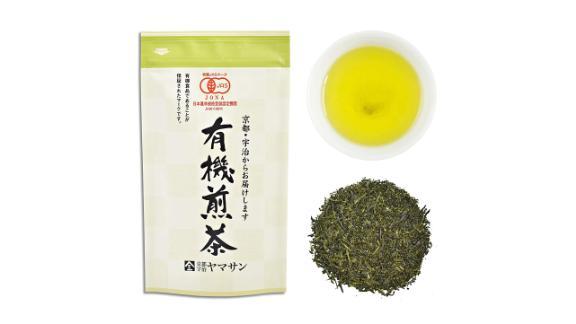 Japanese Organic Sencha Green Tea Leaves