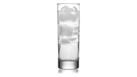 Collins Slim Beverage Glasses