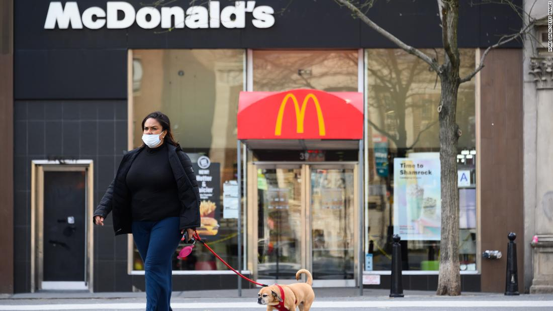 More than 1,000 McDonald's dining rooms have reopened as the company eyes a return to growth