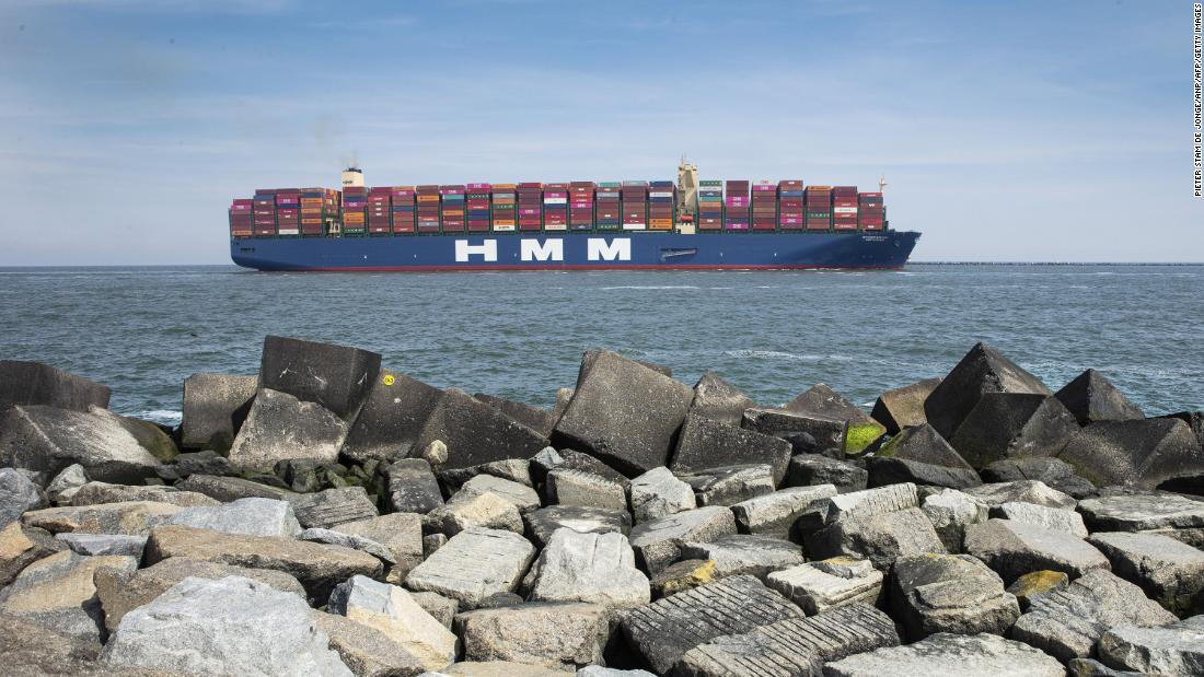 A new threat to trade: Crews stranded because of coronavirus want off cargo ships now