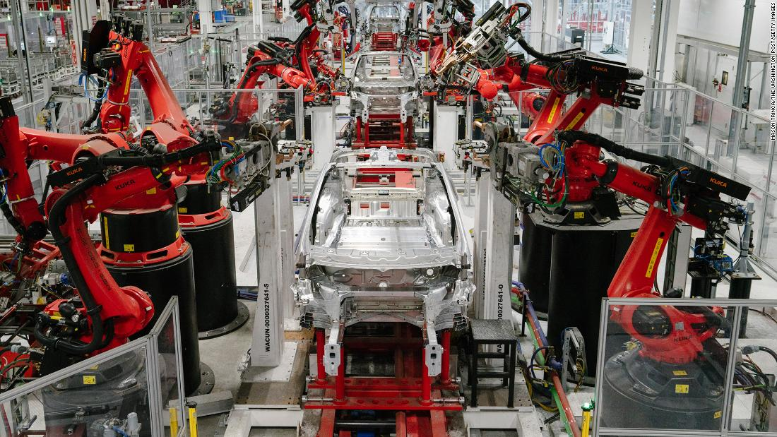 Tesla could soon open another factory in the United States