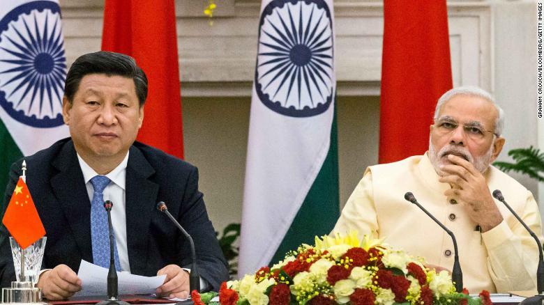 中国的边界争端可能使印度与北京的一些主要竞争对手更加接近
