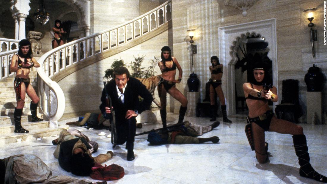 The most outrageous James Bond villain lairs of all time
