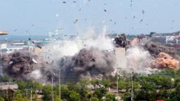 200616223922 02 inter korean liaison building explosion hp video