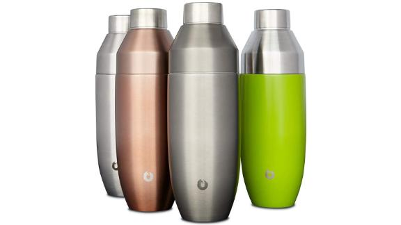 Snowfox Double Wall Insulated Stainless Steel, Shaker