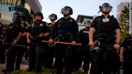 As demand for police reform grows, military equipment program faces new scrutiny