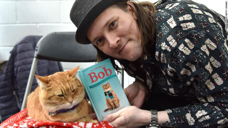 Bob the Cat Passes Away