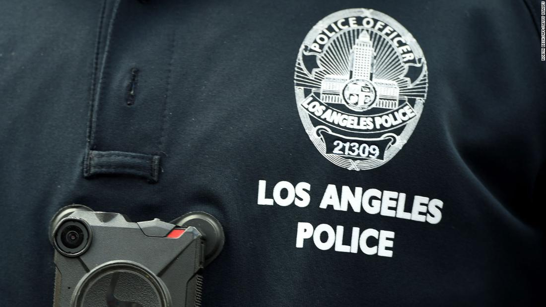 Prosecutors say three LAPD officers falsified gang information