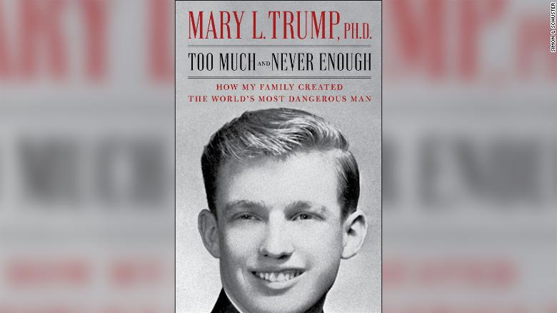 Too Much and Never Enough by Mary L. Trump from Simon & Schuster
