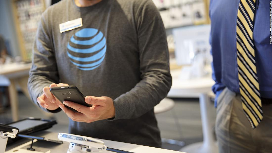 AT&T the latest company to close stores, cut staff in wake of pandemic