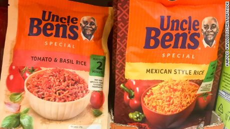 Uncle Ben's is mulling changes to its brand identity.