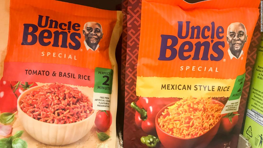 Uncle Ben's and Mrs. Butterworth's follow Aunt Jemima in move to phase out racial stereotypes in logos