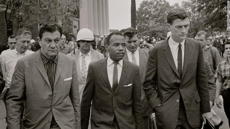 James Meredith: I am George Floyd