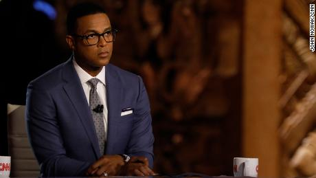 Don Lemon served as a moderator at the CNN Democratic Presidential Debate in Detroit in 2019.