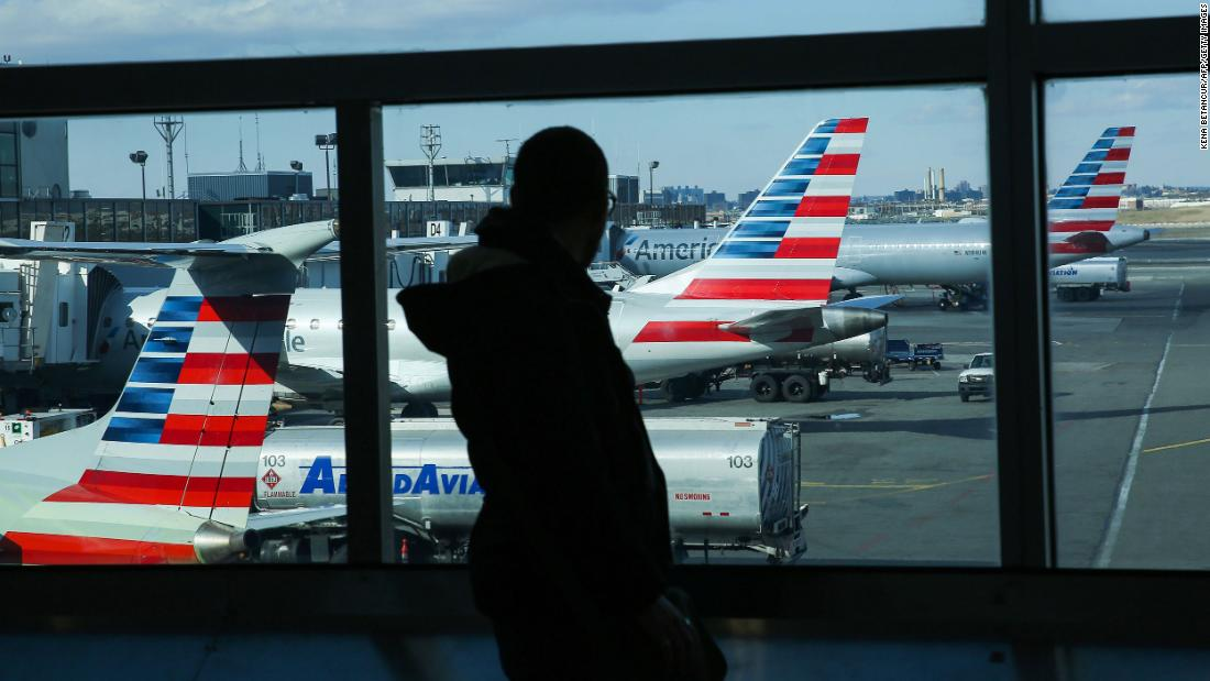 American among airlines set to receive cash infusion from US government