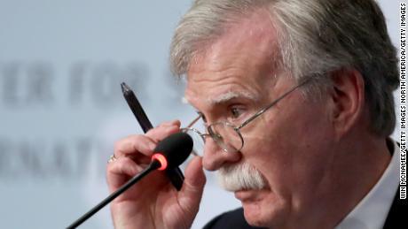 Le livre de Bolton clarifie les dangers d'un second mandat pour Trump
