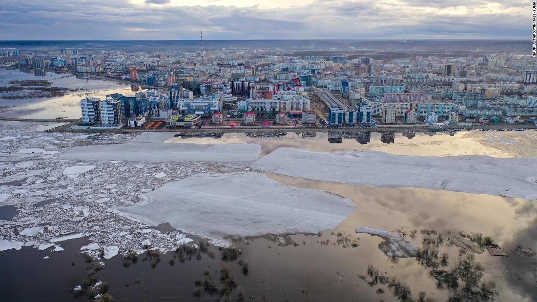 Siberia's weather is an 'alarming sign'