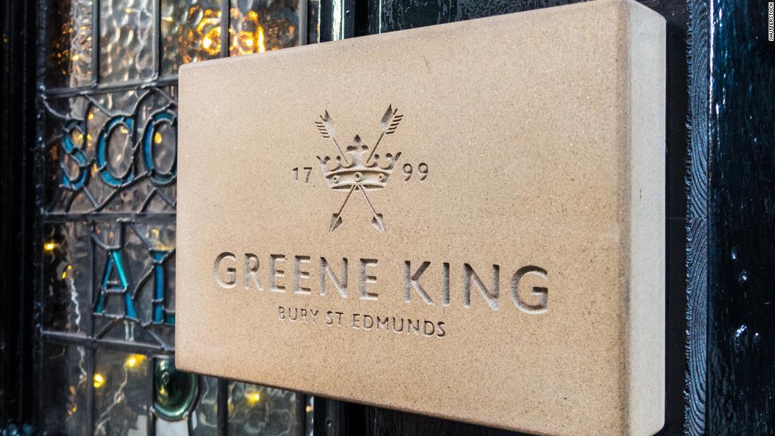 Lloyd's of London and Greene King acknowledge ties to slavery