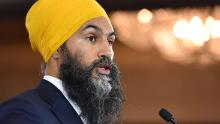 Canadian politician kicked out of parliament after calling opponent 'racist'
