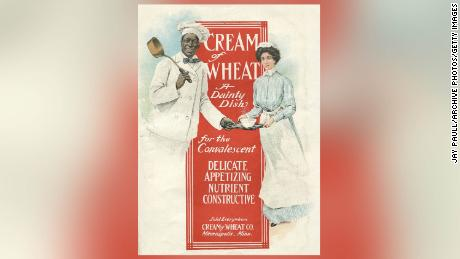 Advertisement for Cream of Wheat by the Cream of Wheat Company in Minneapolis, Minnesota, 1902.