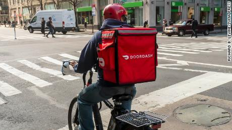 DoorDash is now valued at nearly $16 billion