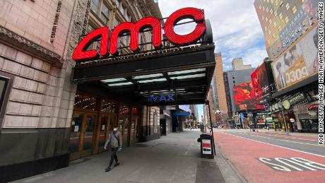 AMC Theatres sets reopening date and new health guidelines for going to the movies