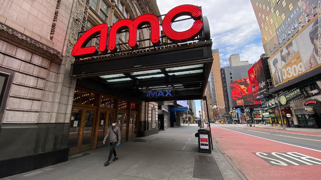 AMC Theatres sets reopening date and new health guidelines for going to the movies thumbnail