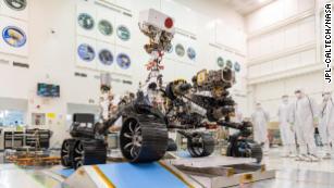 Los rovers de Marte del pasado allanaron el camino para el nuevo explorador de la NASA, Perseverance