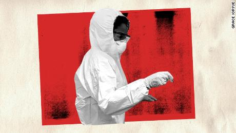 She's on the frontline of a rape epidemic. The pandemic has made her work more dangerous