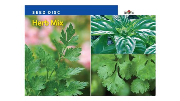 Burpee Seed Disc Herb Mix