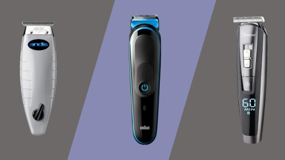 Andis Professional Cord / Cordless T-Outliner Li Trimmer, Braun All-in-One Trimmer MGK5245, Hatteker Hair Clipper Beard Trimmer Kit