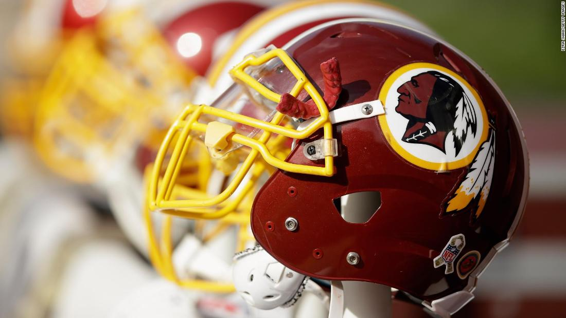 NFL's Washington Redskins will announce change of team's nickname on Monday | Homero De la Fuente, CNN