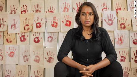 I'm on a mission to empower India's transgender community, one painted palm at a time