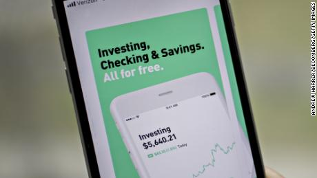 Robinhood is now worth more than $11 billion