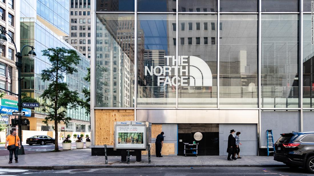 The North Face is the biggest brand yet to join Facebook ad boycott thumbnail